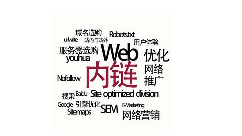 SEO教程网站内链架构的误区