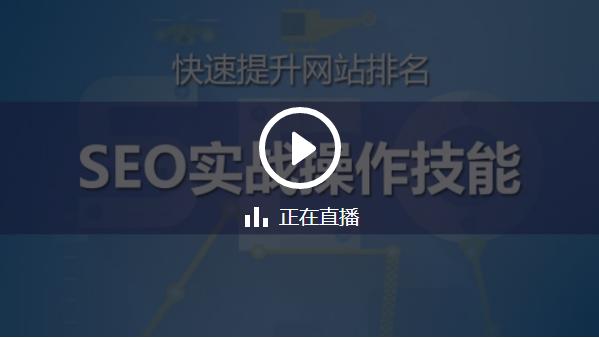 快速提升网站排名SEO实战操作技能